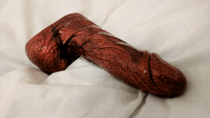 Review: Fleshlight Freaks Drac Dildo