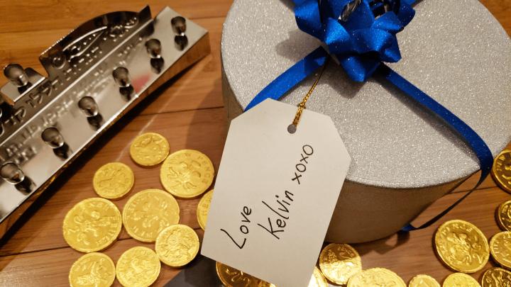 Kelvin Sparks' Hanukkah 2018 Giveaway(ENDED)