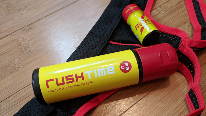 Review: MEO Rush Time Lube